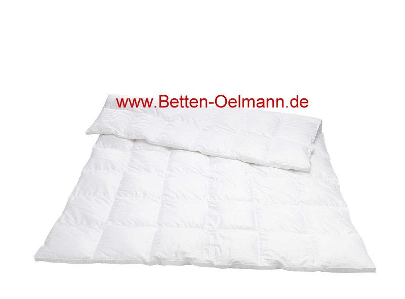 traumina daunekassettendecke silk de luxe 135 x 200 cm wk 4 oelmann betten gardinen. Black Bedroom Furniture Sets. Home Design Ideas